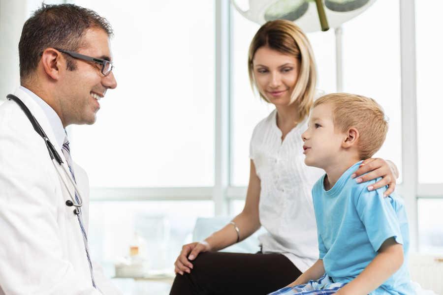 детский врач ортопед ребенку в спб