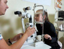 Комплексное аппаратное лечение нарушений зрения  в МЦ ОННИ